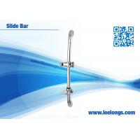 Wholesale Adjustable Shower Slide Bar With Complete Shower Kits Soap Dish , Bar Holder , Hand Shower Holder from china suppliers