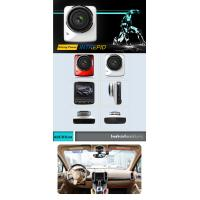 Wholesale NOVATEK 96650 HD Car DVR 2.3inch TFT LCD AR0330 Chipset , Car Black Box Recorder from china suppliers