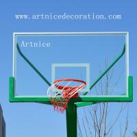 Tempered glass for basketball board, toughened glass for basketball board, basketball tempered glass board