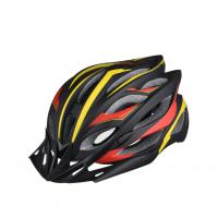 Wholesale Custom Adult Bicycle Helmet / Light Weight Mountain Cycling Helmet With Visor from china suppliers