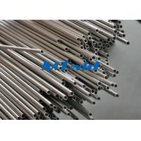 Wholesale TP316L ASTM A249 / ASME SA249 Stainless Steel Round Tube Small Diameter from china suppliers