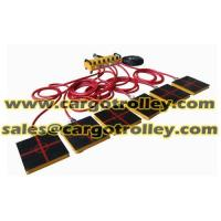Quality Air caster skids instruction and details for sale