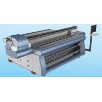 Wholesale 4 Colors Tile Roll to Roll UV Printer with Full-automatic Printhead Cleaning from china suppliers