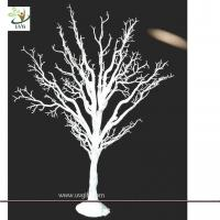 Wholesale UVG DTR21 Wedding decoration table centerpiece artificial plastic tree with dry branches without leaves from china suppliers