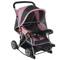 Wholesale Small Baby Buggy Strollers Lightweight Strollers with Canopy Safety Belt from china suppliers