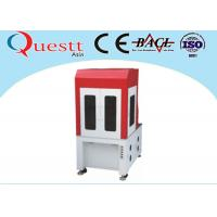 Wholesale Air Cooling UV Laser Marking Machine 8W With Rotate Table Optional ISO Approved from china suppliers