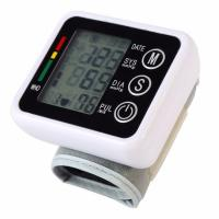 Wholesale Digital pulse wrist Blood Pressure Monitors meters tonometer pulsometro sphygmomanometer from china suppliers