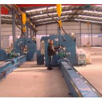 Wholesale 16m Length Autotmatic Welding Light Pole Production Line 4KW AC Motor from china suppliers