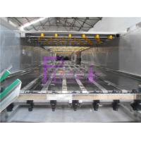 Wholesale Bottled Bottle Packing Machine Movable Juice Pasteurizer Recycling With Spray Nozzles from china suppliers