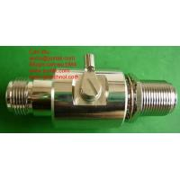 Wholesale Outdoor Antenna Lightning Arrestor N-Type Female to Female Conn Surge Arrester N-KKYP from china suppliers