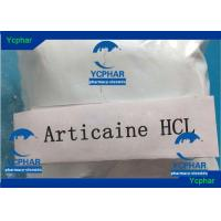Wholesale Articaine Hydrochloride Epinephrine 23964-57-0 Articaine HCL Local Anaesthetic from china suppliers