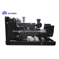 Buy cheap 300kW Chinese Brand SDEC Diesel Power Generator for Industrial Use or Supermarket from wholesalers