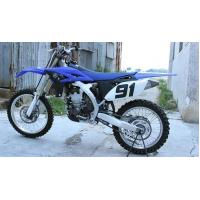 Quality Liquid Cooling 250cc Yamaha Dirt Bike , 4 Stroke Single Track Motorcycle for sale