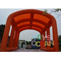 Wholesale Giant Custom Inflatable Tents , Inflatable Football Field Party Tent For Outdoor Sport Event from china suppliers