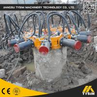 Quality Hydraulic Pile Head Cutter. 600mm-1800mm Breaker/Cutter KP380A with 18 modules for sale