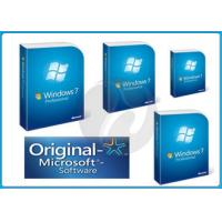 Wholesale Windows 7 Pro Retail Box windows 7 professional 64 bit full version DVD from china suppliers