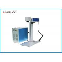 Wholesale Raycus Sources Portable PVC Pipe Laser Marking Machine 20W With 100000 Working Hours from china suppliers