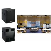 Wholesale 18 Inch Sub-Bass Night Club System Audio Speaker Mixer CE CVR from china suppliers