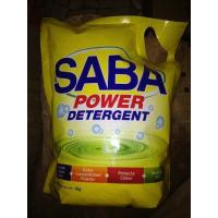 Wholesale SABA brand High effective washing powder/low price detergent powder to africa market from china suppliers