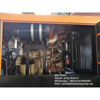 Quality Diesel type 35bar 33m3 high pressure screw air compressor for water well drilling rig for sale