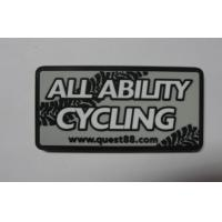 Wholesale pvc brand name with embossed logo from china suppliers