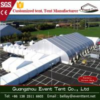 Wholesale Airplane Aircraft Hangar Tent Curved PVC Cover Roof A Shape Tent Long Service Life from china suppliers
