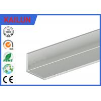Wholesale 6000 Series Industrial Anodised Aluminium Angle , Aluminium Equal Angle 30 * 30 * 4 mm from china suppliers