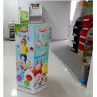 Wholesale Balls Toys Rus 6 Sided Cardboard Dump Bins Display Flat Packed from china suppliers