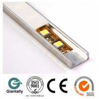 Wholesale High Quality Milky Cover Line Aluminium LED Profile from china suppliers