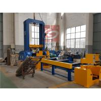 Wholesale Automatic Spot Welding H-Beam Production Line For Steel Structure / H Beam Production from china suppliers