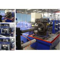 Wholesale Well Known U C Channel Roll Forming Machine Work High Speed 4 Rollers from china suppliers