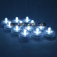 Wholesale Submersible LED Tea Lights - Waterproof LED Tea Lights - Underwater Flameless Tealights from china suppliers