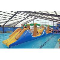 Wholesale Inflatable Obstacle Challenge Course, Inflatable Water Sports For Adults from china suppliers