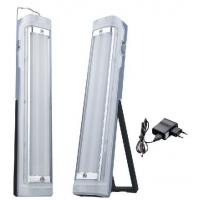 Wholesale 220V 3.7W 60 LED Rechargeable Emergency Light With Standby Hook from china suppliers