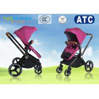 Wholesale Top Rated Armrest Hight Adjustable Baby Travel Stroller For Girls And Boys from china suppliers