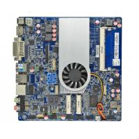 Wholesale 3C Certification Thin Client Mainboard Full Metal Jacket Low Power Processor from china suppliers