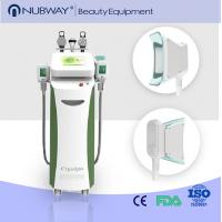 Wholesale Best effect 5 handles cryolipolysis body slimming beauty equipment for clinic in advance from china suppliers