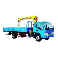 Wholesale Durable XCMG 7meters Lifting Height Electricity Truck Mounted Crane Telescopic Boom from china suppliers