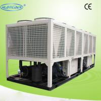 Wholesale Custom Heat Recovery Air Cooled Water Chiller , Electrical Air Conditioner Chiller from china suppliers