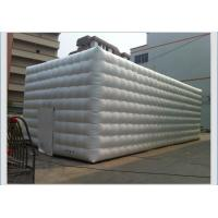 Quality 8m White Inflatable Cube Tent with Blower for Party, Wedding and Exhibition for sale