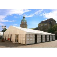 Wholesale Customized Size White Aluminum Alloy Large Event Tent With Abs Solid Wall from china suppliers