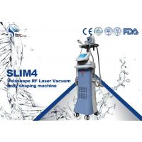 Wholesale SLIM4 Velashape 4 handpieces Vacuum Slimming Machine anti cellulite from china suppliers