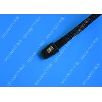 Quality SFF 8087 To SATA Serial Attached SCSI Cable 500mm 30 AWG 28 Pin For Server for sale