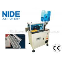 Wholesale Motor Armature And Stator Slot Insulation Paper Wedge Inserting Machine 220V 60Hz from china suppliers