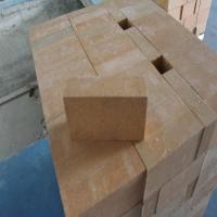 Wholesale Magnesia Zirconia Bricks Kiln Refractory Bricks for 1750 C Ultra High Temperature Kiln or Erosion of Furnace from china suppliers