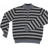 Buy cheap Semi-access Pullover Jacquard And Knitted Sweater from wholesalers