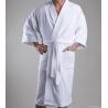 Buy cheap Hotel Bathrobe With Kimono Collar from wholesalers