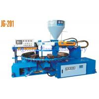 Quality 12 Stations Plastic Shoes Making Machine , Automatic Slippers Making Machine for sale