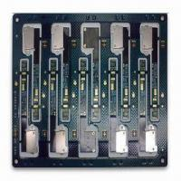 Wholesale PCB with double side, FR-4, immersion gold, used for industrial control from china suppliers