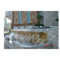 Wholesale Stainless Steel Material Outdoor Waterfall Fountains  Hotel Decoration from china suppliers
